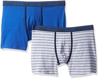 GUESS Men's Boxer Brief 2 Pack