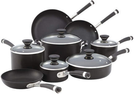 Circulon Circulon Acclaim Hard Anodized 13 Piece Cookware Set