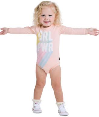 Rock Your Baby Girl Power Bodysuit