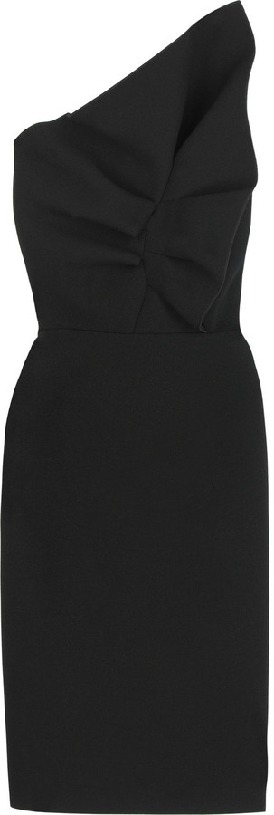 RM by Roland Mouret Maestro wool crepe dress