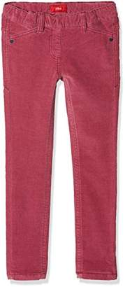 S'Oliver Girl's 53.710.73.2002 Trousers