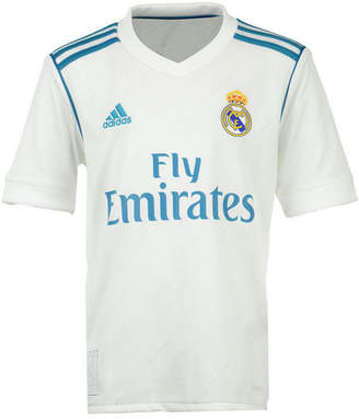 adidas Real Madrid Club Team Home Stadium Jersey, Big Boys (8-20) $70 thestylecure.com