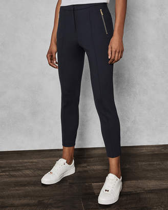 Ted Baker MAARLEY Ankle grazer pintuck leggings