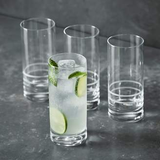 Crafthouse By Fortessa by Fortessa Collins Glasses, Set of 4