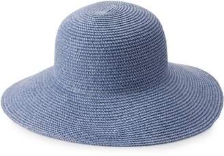 Mudd Juniors' Marled Floppy Sun Hat