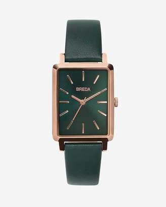 Express Breda Dark Green Baer Watch