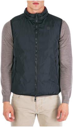 At.P.Co At.p.co Nylon Waistcoat Body Warmer Jacket Padded