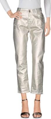 Manila Grace Denim pants - Item 42563459OH