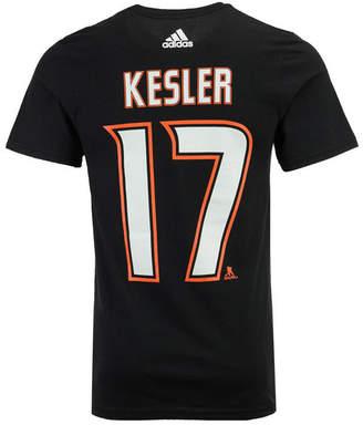 adidas Men's Ryan Kesler Anaheim Ducks Silver Player T-Shirt