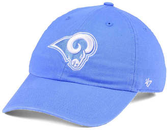 '47 Women's Los Angeles Rams Pastel Clean Up Cap