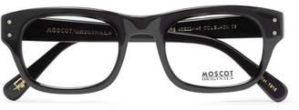 Moscot Nebb Square-Frame Acetate Optical Glasses