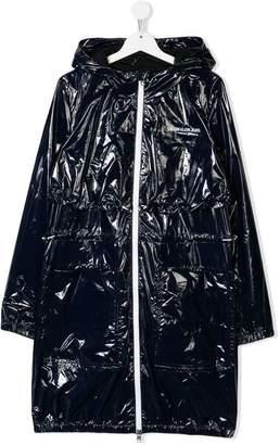 a310d858d121 Calvin Klein Girls  Outerwear - ShopStyle
