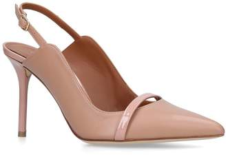 Malone Souliers By Roy Luwalt Leather Marion Pumps 85