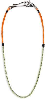 Jonas Studio Hand Woven Chain Necklace