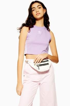 a1e4af320b0 adidas Womens Cropped T-Shirt By Purple
