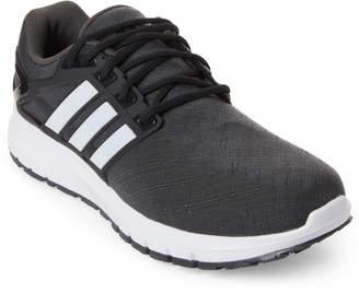 adidas Utility Black Energy Cloud Running Sneakers