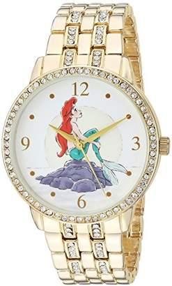 Disney Women's Princess Ariel' Quartz Metal and Alloy Casual Watch