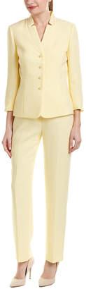 Tahari by Arthur S. Levine Tahari Asl 2Pc Pant Suit