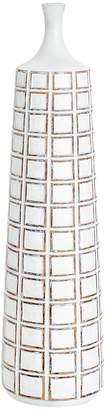 Torre & Tagus Attica Grid Large Floor Vase