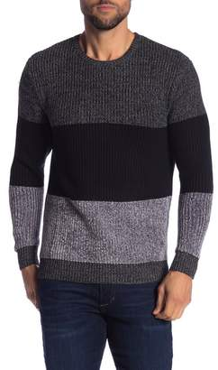 Vince Camuto Colorblock Chenille Knit Sweater