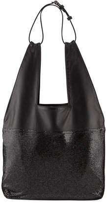 Paco Rabanne Mini Mesh Hobo Bag