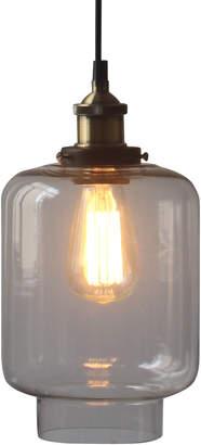 Luminite Jar Glass Pendant Lamp
