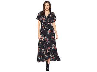 Bobeau B Collection by Wren Wrap Dress