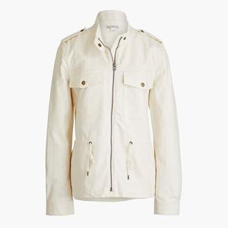 4aacd0dd409a Canvas Moto Jacket - ShopStyle