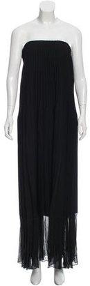 Jean Paul Gaultier Wool Pleated Dress $145 thestylecure.com