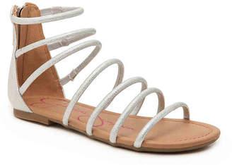 Jessica Simpson Comet Gladiator Sandal - Kids' - Girl's