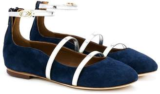 Malone Souliers Robyn Smalls ballerina shoes