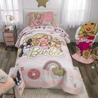 Barbie Mattel BFF Crew Kids Bedding Bed in a Bag Set