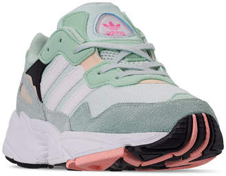 adidas (アディダス) - adidas Girls' Yung-96 Casual Sneakers from Finish Line