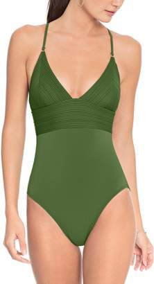 Robin Piccone Lily One-Piece Swimsuit