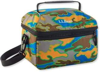 L.L. Bean L.L.Bean Flip-Top Lunch Box, Print