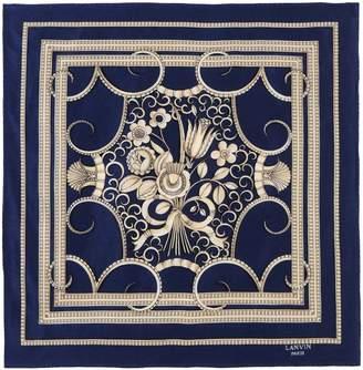 Lanvin Square scarves