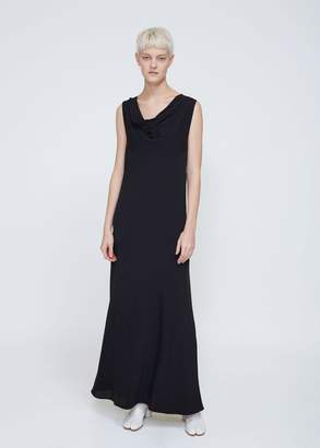 MM6 MAISON MARGIELA Crepe Jersey Maxi Dress
