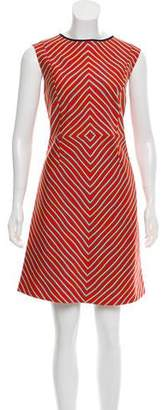 Diane von Furstenberg Kaleidoscope Knee-Length Dress
