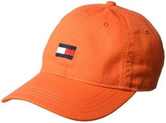 Tommy Hilfiger Men's Ardin Dad Baseball Cap,O/S