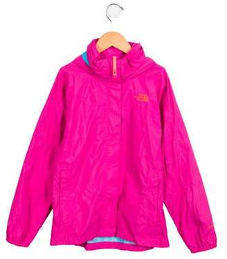 The North Face Girls' Lightweight Hooded Jacket