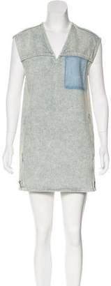 3.1 Phillip Lim Denim Mini Dress
