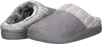 Cover Girl Ladies Plush Fur Lightweight Slip-on Super Comfort Slippers