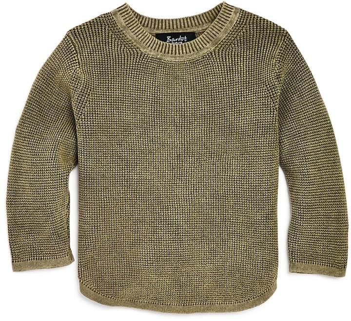 Bardot Junior Boys' Waffle-Knit Sweater - Baby