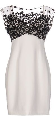 NOTTE BY MARCHESA Short dresses $706 thestylecure.com