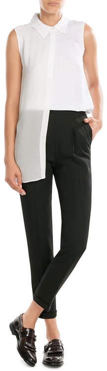 DKNYDKNY Asymmetric Sleeveless Shirt
