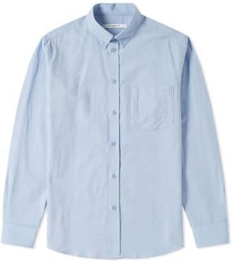 Givenchy Pocket Logo Oxford Shirt