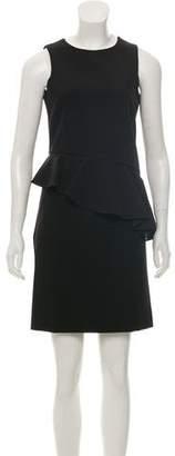 Milly Minis Sleeveless Peplum Mini Dress w/ Tags