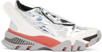 Calvin Klein Silver Mirror Candessa 7 Sneakers