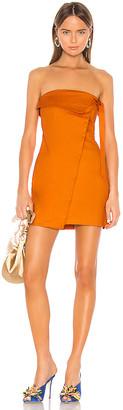 Ila Camila Coelho Strapless Mini Dress