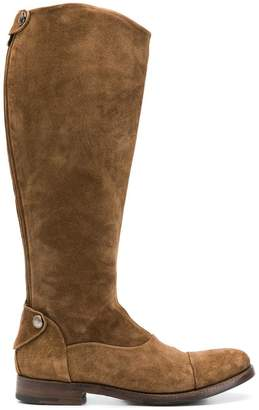 Alberto Fasciani western style boots